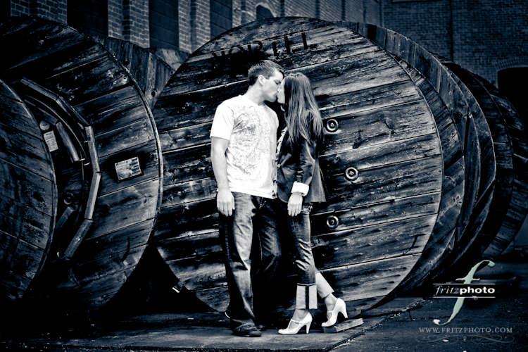 Portland Oregon Engagement Portrait Photography