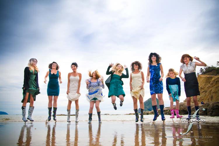 Oregon Coast BEach Wedding Photographers
