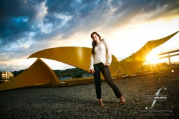 Portland Oregon Model Portfolio Test Shoot Photographer