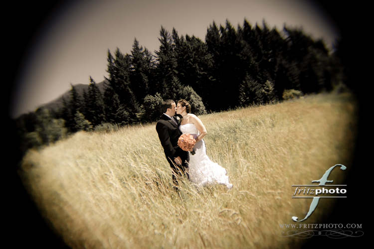 Columbia River Gorge Wedding Photography