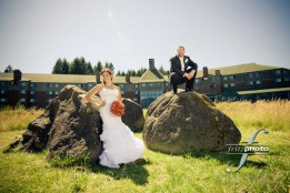 Skamania Lodge Wedding Photographer