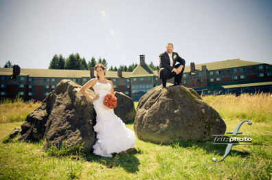 Skamania Lodge Wedding Photographer