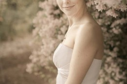 Mt Hood Bed and Breakfast Bride Photograph