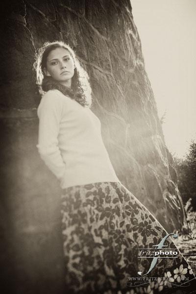 Alternative Senior Portrait Photographer Portland