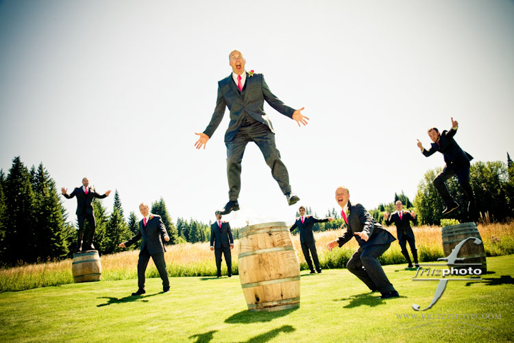 Portland Award Winning Wedding Photographers