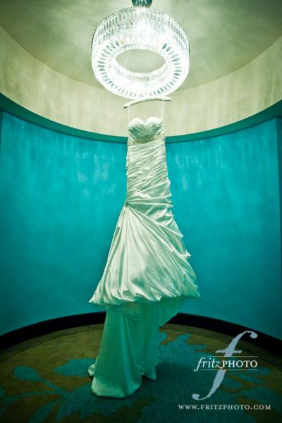 Wedding Dress at The Nines Portland