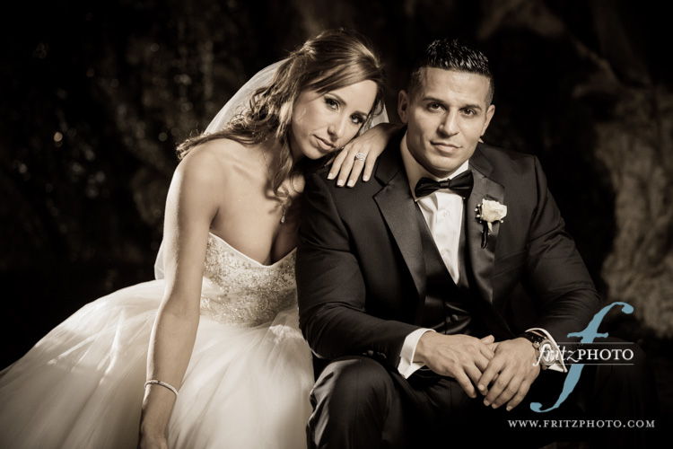 Embassy Suites Tigard Wedding Photo