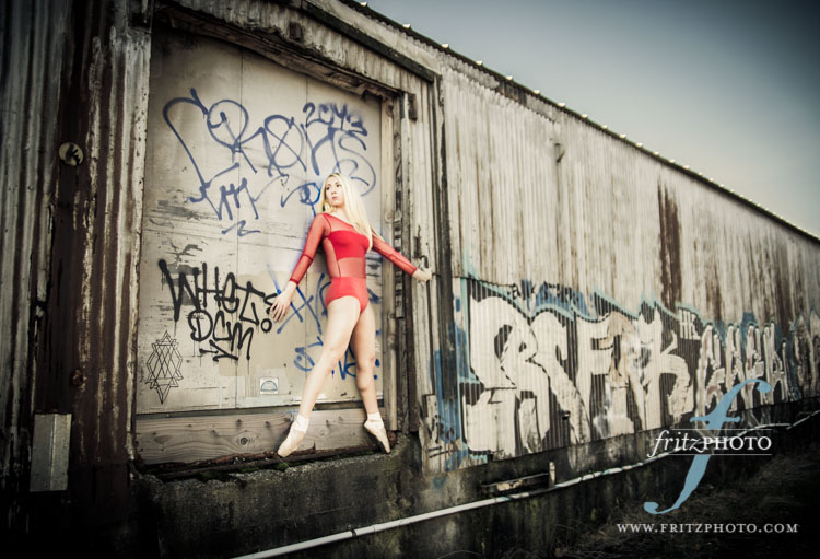 Portland Dance Photographer Fritz Photo