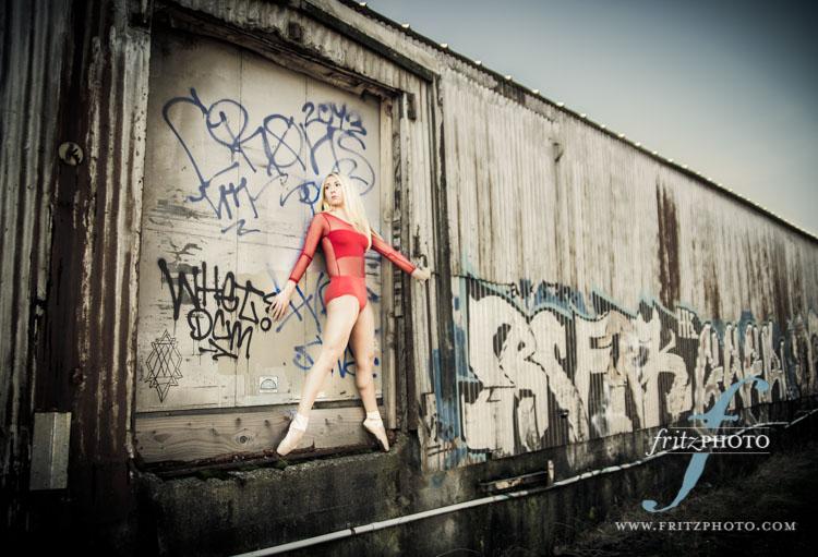 Portland Dance Photographer Fritz Photo