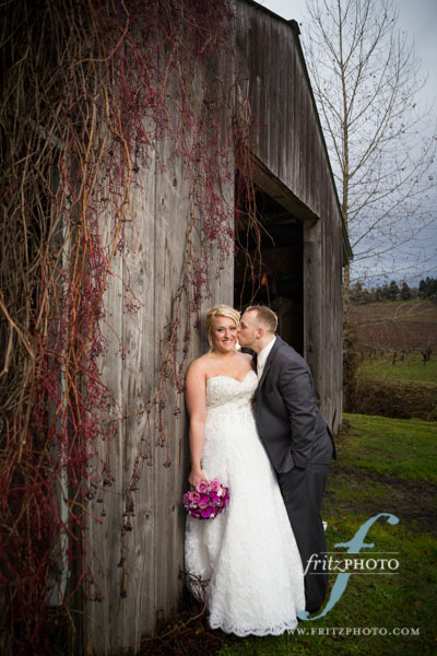 Zenith Vineyard Wedding Photographer
