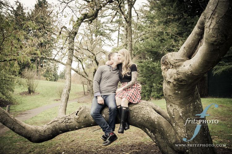 FritzPhoto-Portland Engagement Portrait-Photographer