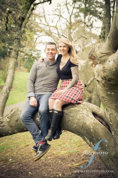 FritzPhoto-Portland Engagement Portraits