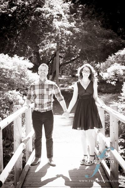 Portland Engagement Portraits Photographer