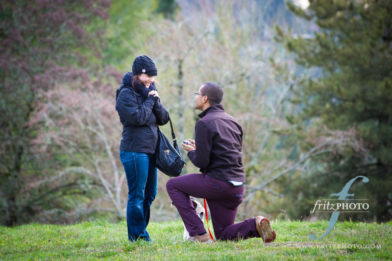 Portland Proposal Photographer