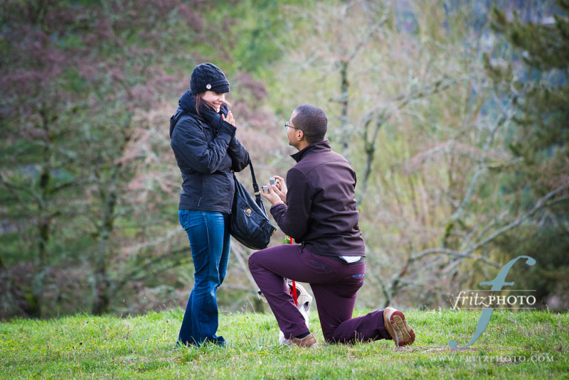 Proposal Photography Portland