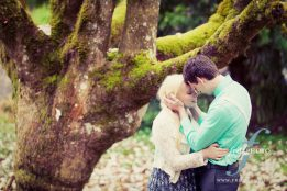 Engagement proposal photography portland