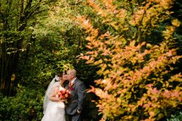 Abernethy Center Veiled Gardens Wedding Photography