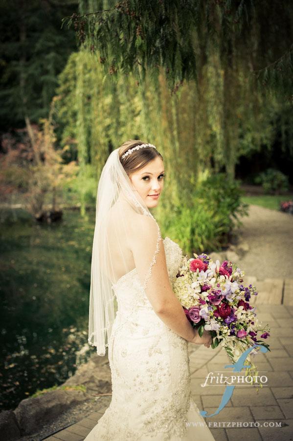 Lakeside Gardens wedding photography Portland