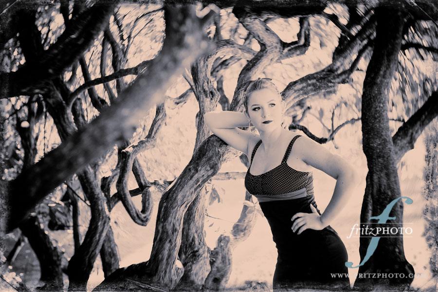 Portland Senior Portraits Laurelhurst Park
