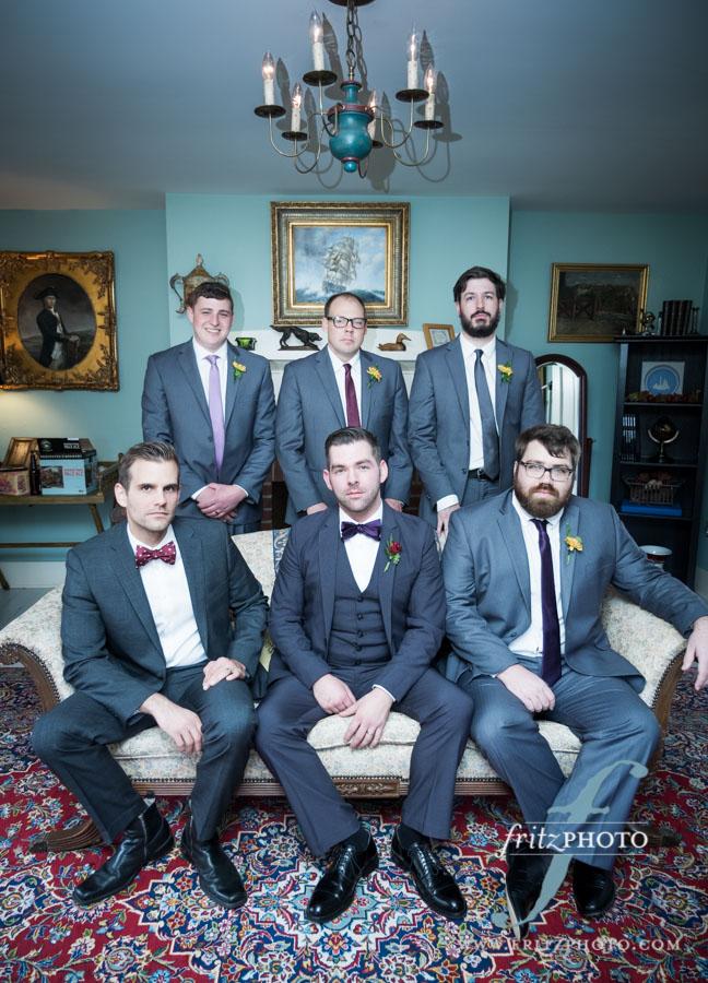 Ainsworth House Wedding Photography