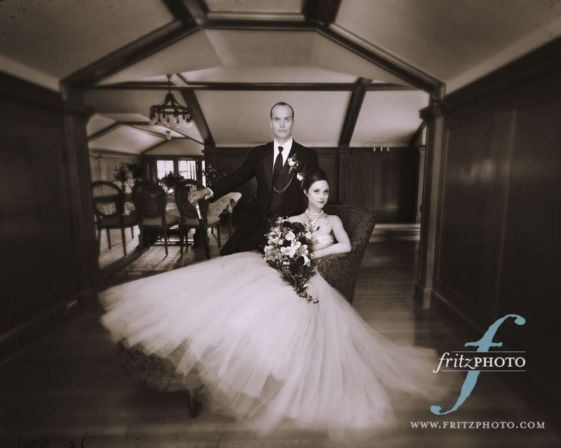 Jenkins Estate Wedding Photography