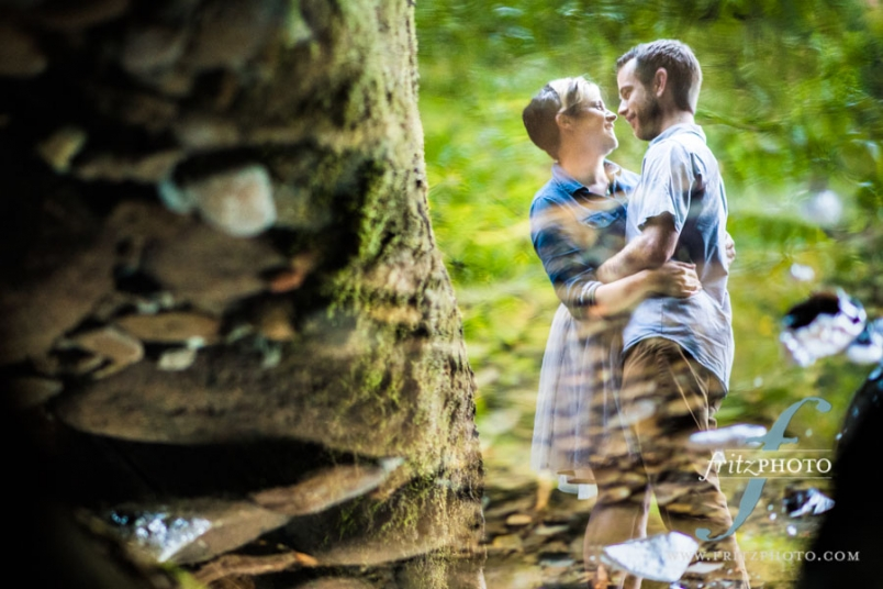portland engagement portrait photographer
