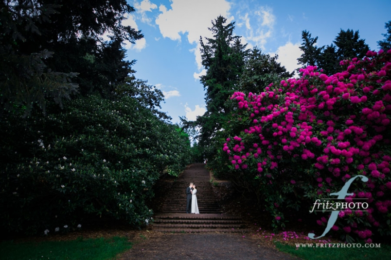 portland wedding photographers Laurelhurst Park