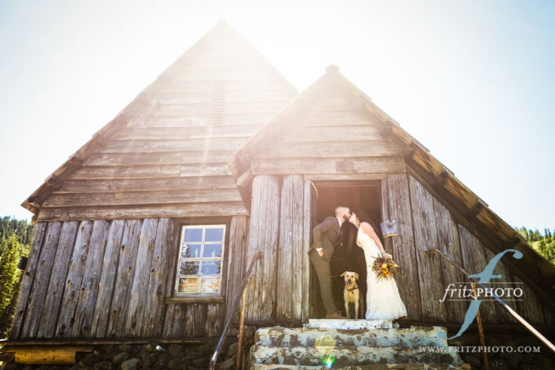 Mt Hood Skibowl Wedding Photography