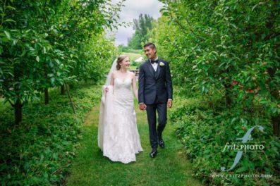 McMenamin's Edgefield Wedding Fritz Photography