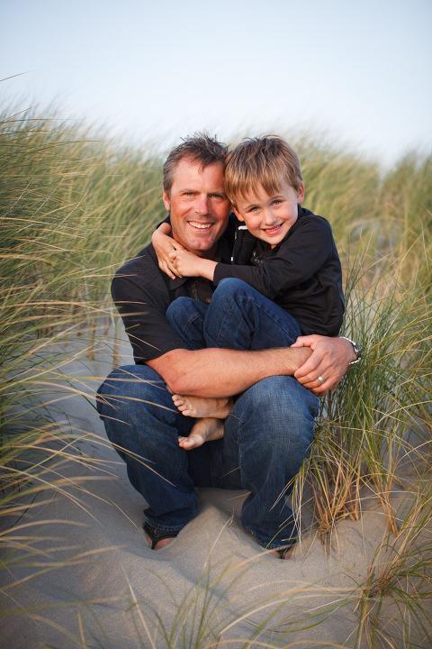Canon Beach Family Photos