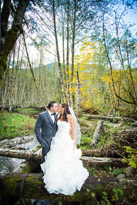 Wedding-Bride-Photos-resort at the mountain