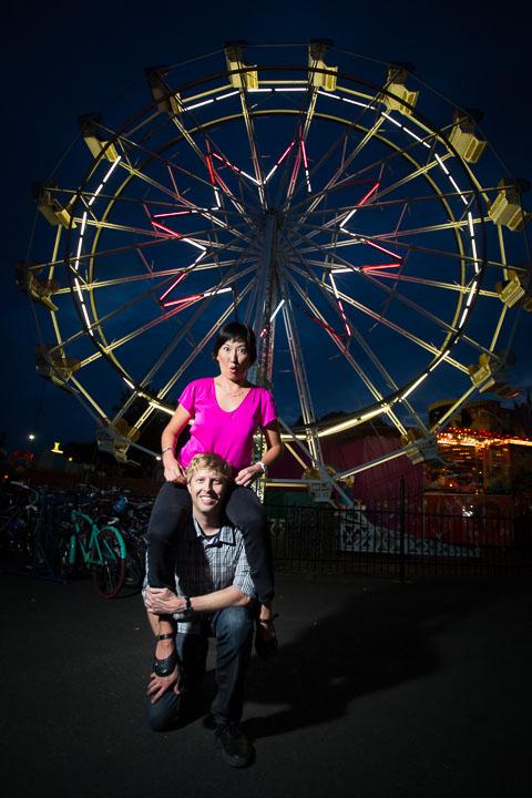 Engagement Portrait Photographer Portland Oregon