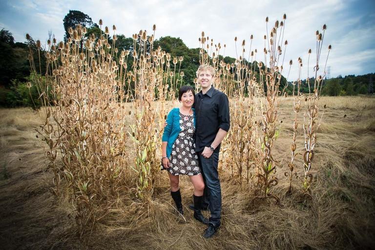Engagement Portrait Photographer Oregon