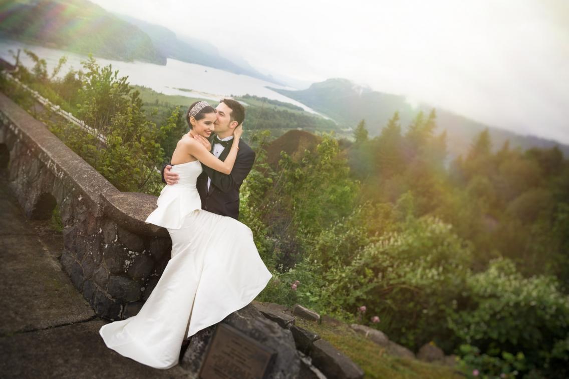 Wedding Photography Rex And Kirtana Fritz Photo Portland Portrait